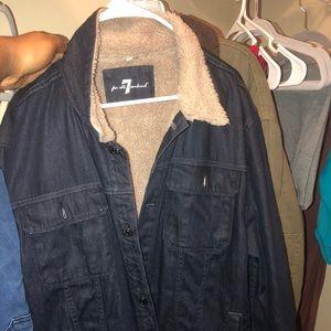 Cozy jacket!